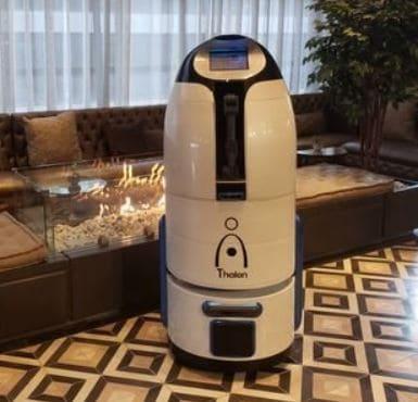 Robot thalon para hoteles