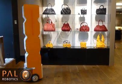 Un robot de Pal Robotics hace el inventario por tí