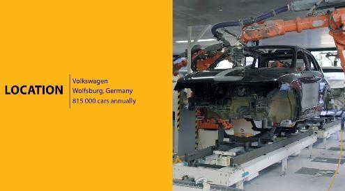 Nuevo paso en el avance de la robotización en el sector del automóvil