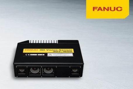 El nuevo sensor de visión de Fanuc logra capturar imágenes a 2 metros de distancia